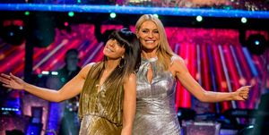 Tess Daly, Claudia Winkleman Strictly