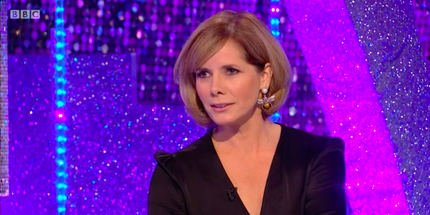 Darcey Bussell on Strictly Come Dancing: It Takes Two