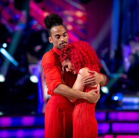 Strictly Come Dancing results - Dev Griffin and Dianne Buswell