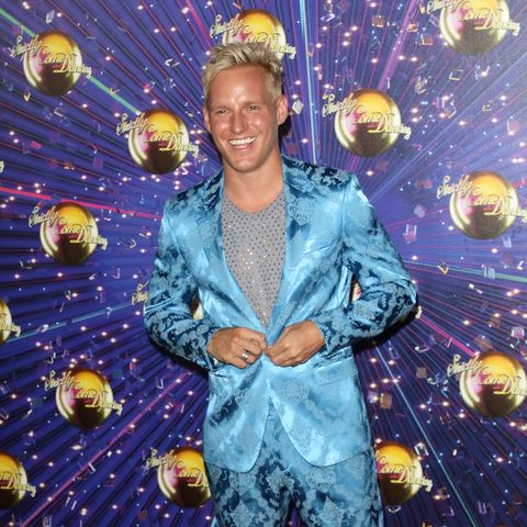 Jamie Laing reacts to Kelvin winning Strictly Come Dancing
