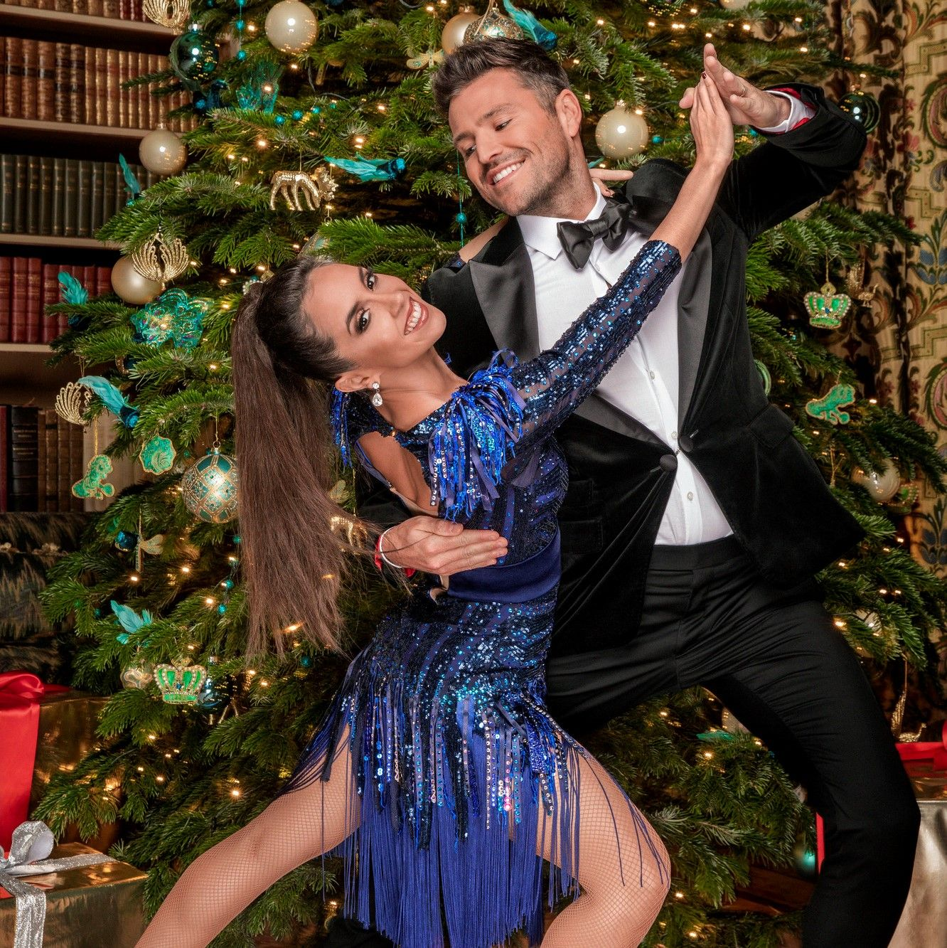 TOWIE's Mark Wright explains why wife Michelle Keegan won't be in the Strictly Come Dancing Christmas special audience