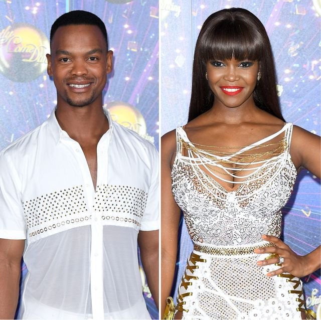 johannes radebe, oti mabuse, kevin clifton, strictly come dancing