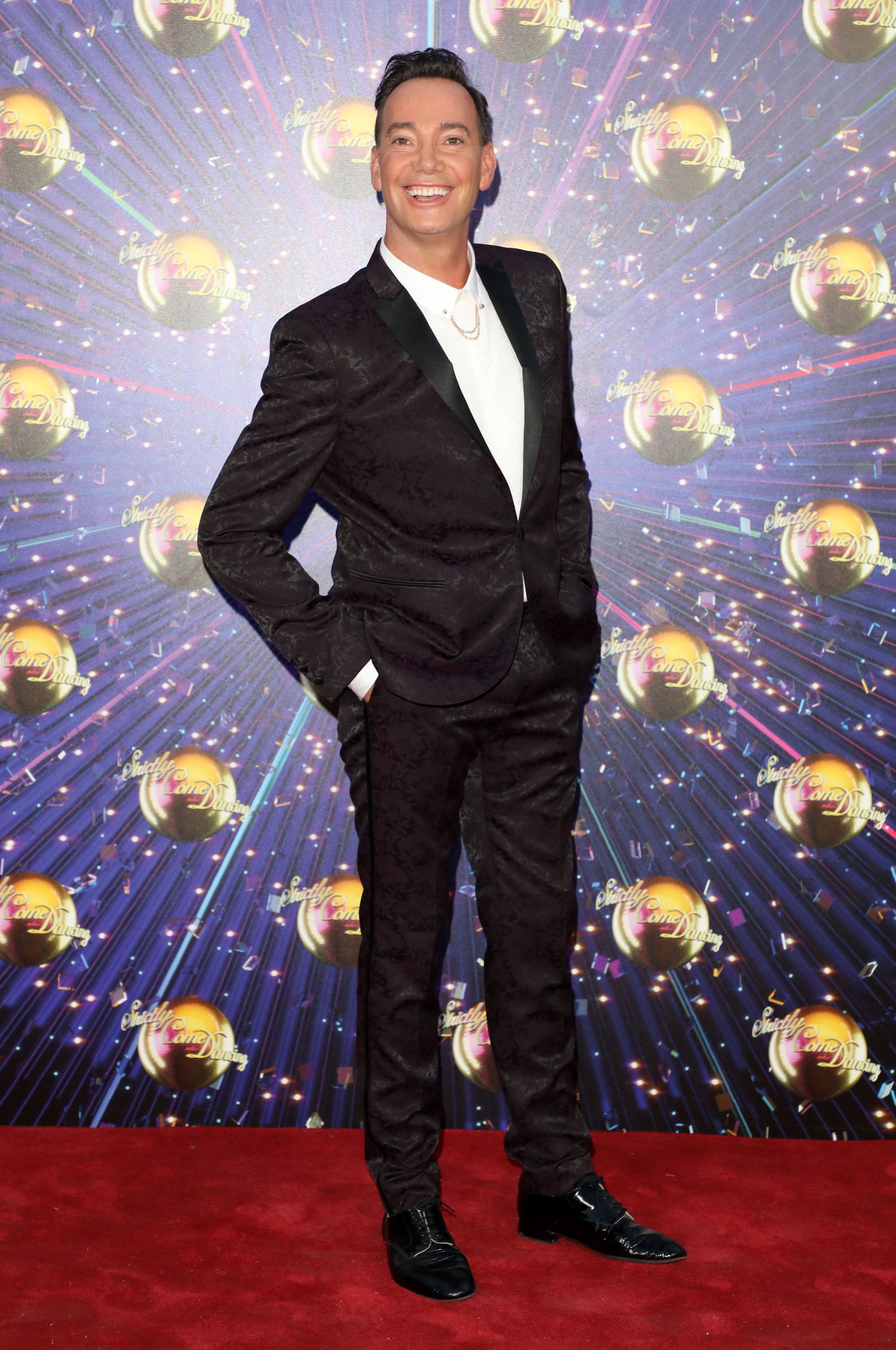 "Strictly Come Dancing judge Craig Revel Horwood calls the 'Strictly curse' a ""blessing"""