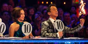 Strictly Come Dancing semi-final judges give a perfect score