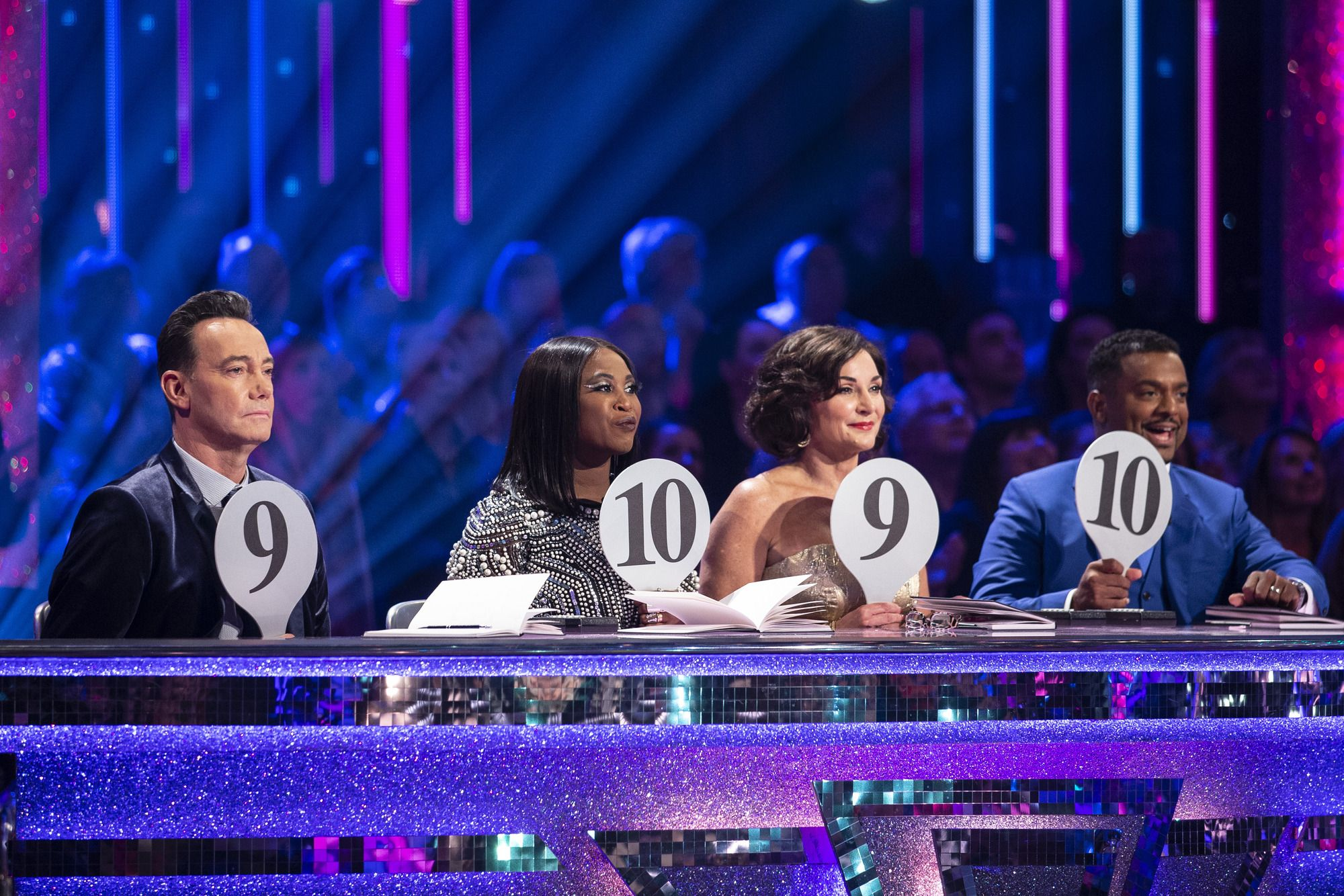 Strictly Come Dancing fans spot a familiar face in the audience