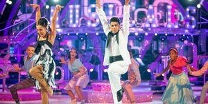 Strictly Come Dancing Karim Amy Musicals Week