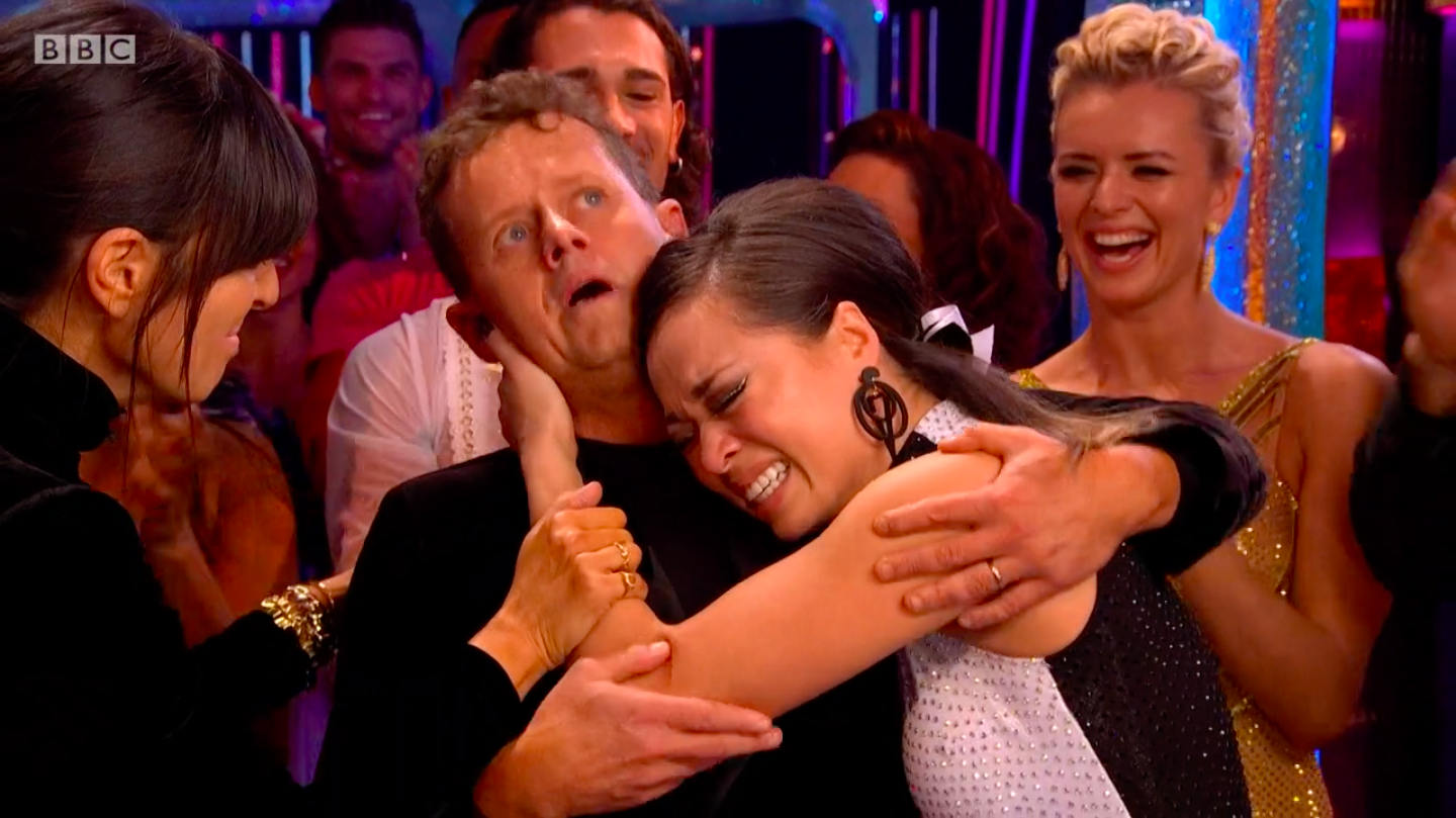 Strictly's Katya Jones explains why she broke down in tears after dance with Mike Bushell