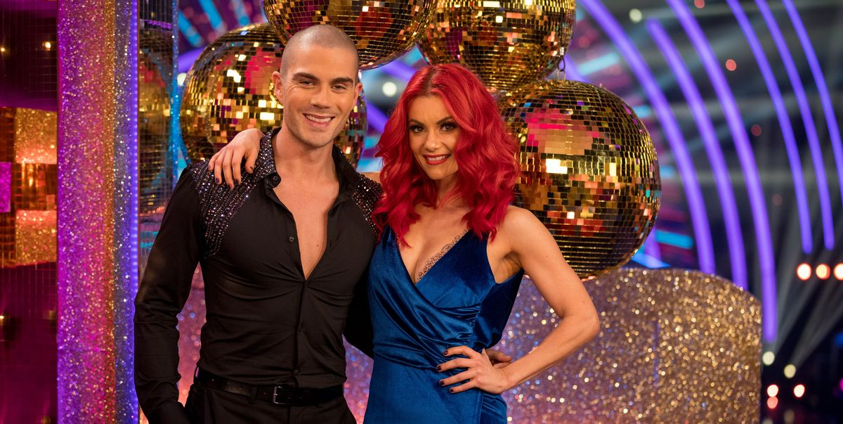 Strictly's Max George suffers injury ahead of first live show