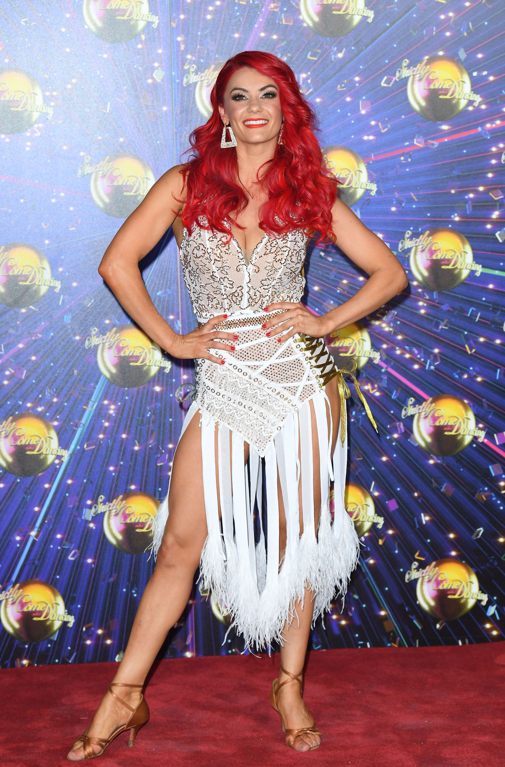Strictly Come Dancing pro Dianne Buswell unveils hair transformation after exit from the show