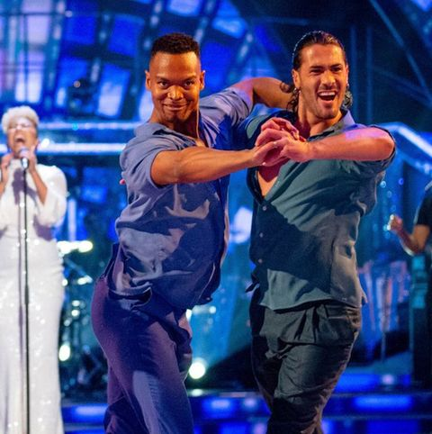 Strictly Come Dancing 2019 week 7 same sex dance routine