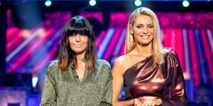 Strictly Come Dancing - Tess Daly and Claudia Winkleman