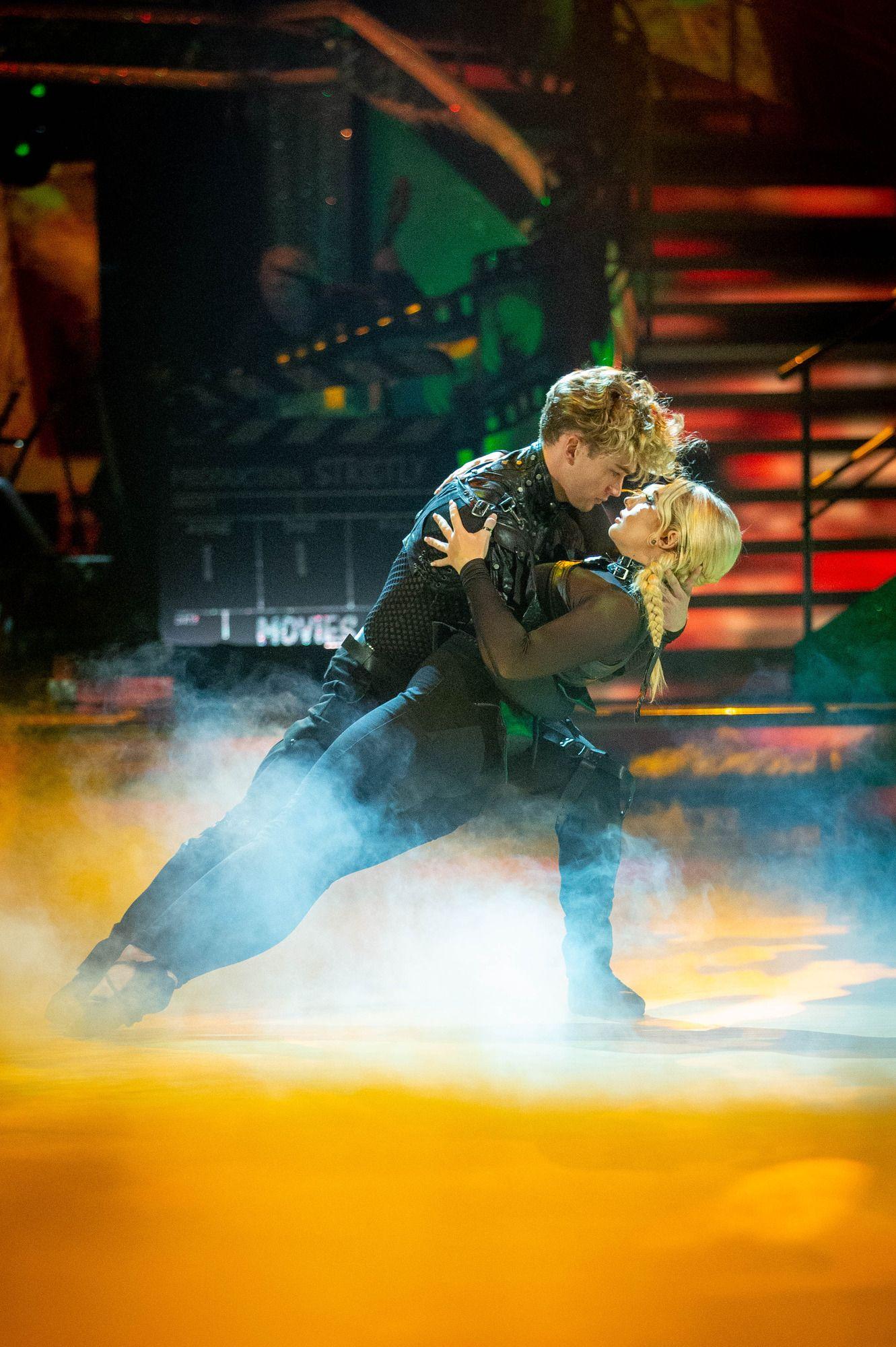 Strictly Come Dancing's AJ Pritchard reveals how girlfriend Abbie Quinnen feels about Saffron Barker romance rumours