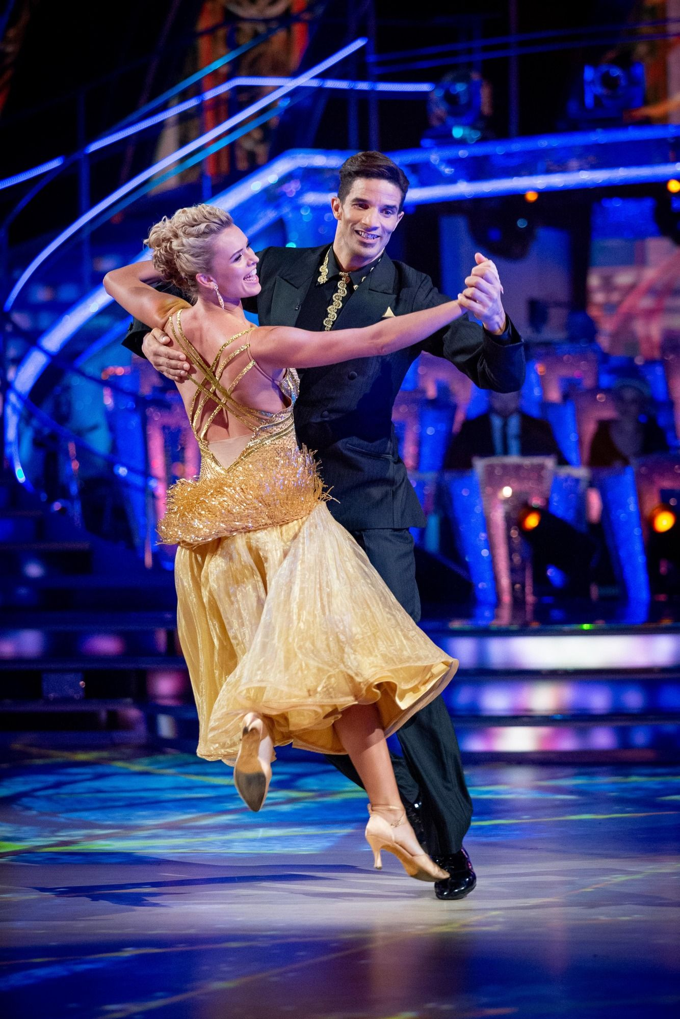 Strictly Come Dancing hit with curse rumours as clip emerges online
