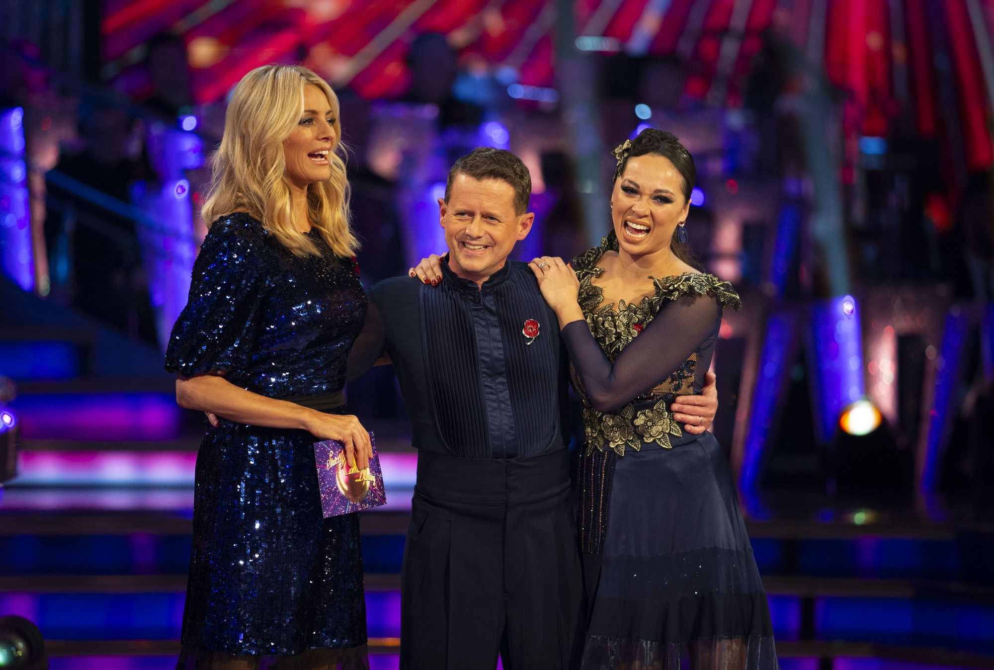 Strictly Come Dancing's Mike Bushell slams claims he was 'relieved' to get voted off