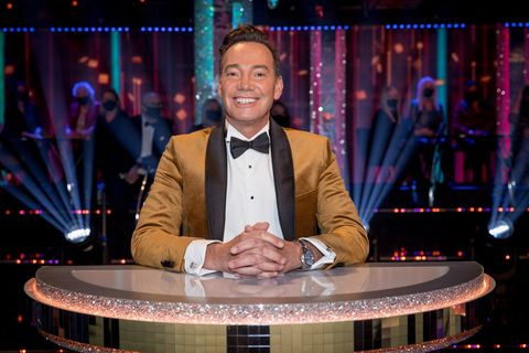 strictly come dancing, craig revel horwood, embargoed until 000001 on saturday 17102020