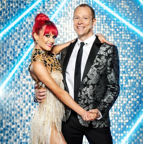 strictly dianne buswell robert webb