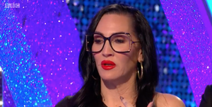 Strictly Come Dancing It Takes Two 11/18: Michelle Visage