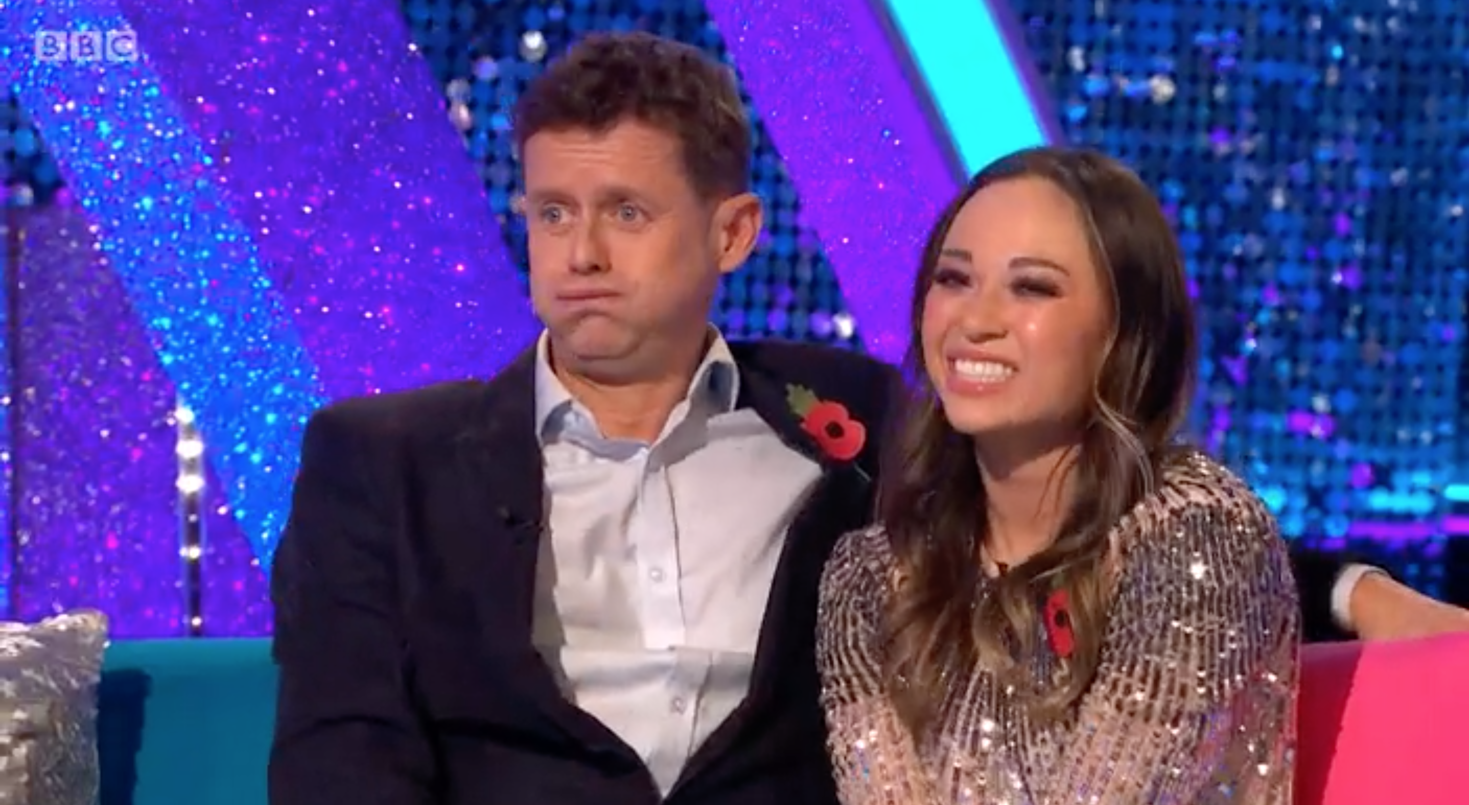 "Strictly Come Dancing's Mike Bushell is ""on a real high"" following his elimination"