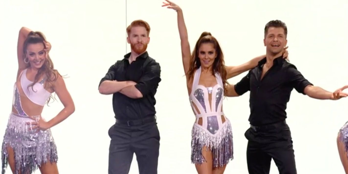 Strictly Come Dancing professionals on The Greatest Dancer