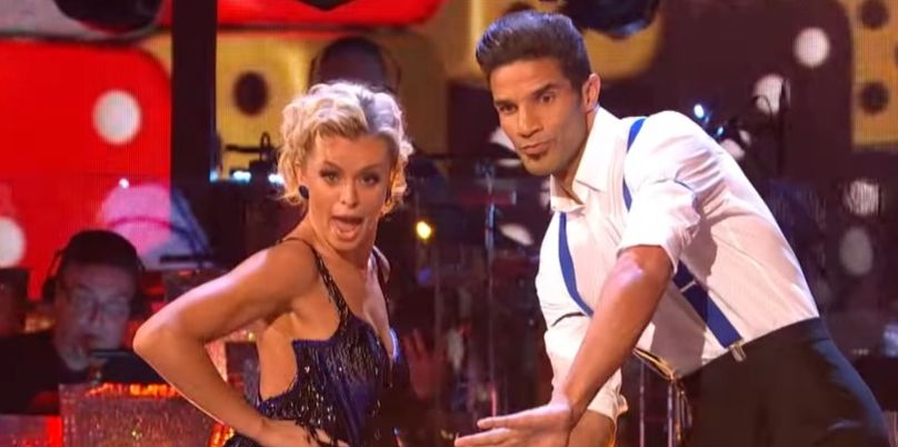"""Strictly Come Dancing pro admits she doesn't believe in the """"curse"""""""