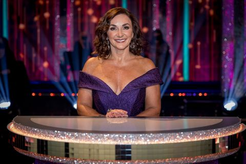 strictly come dancing, shirley ballas, embargoed until 000001 on saturday 17102020