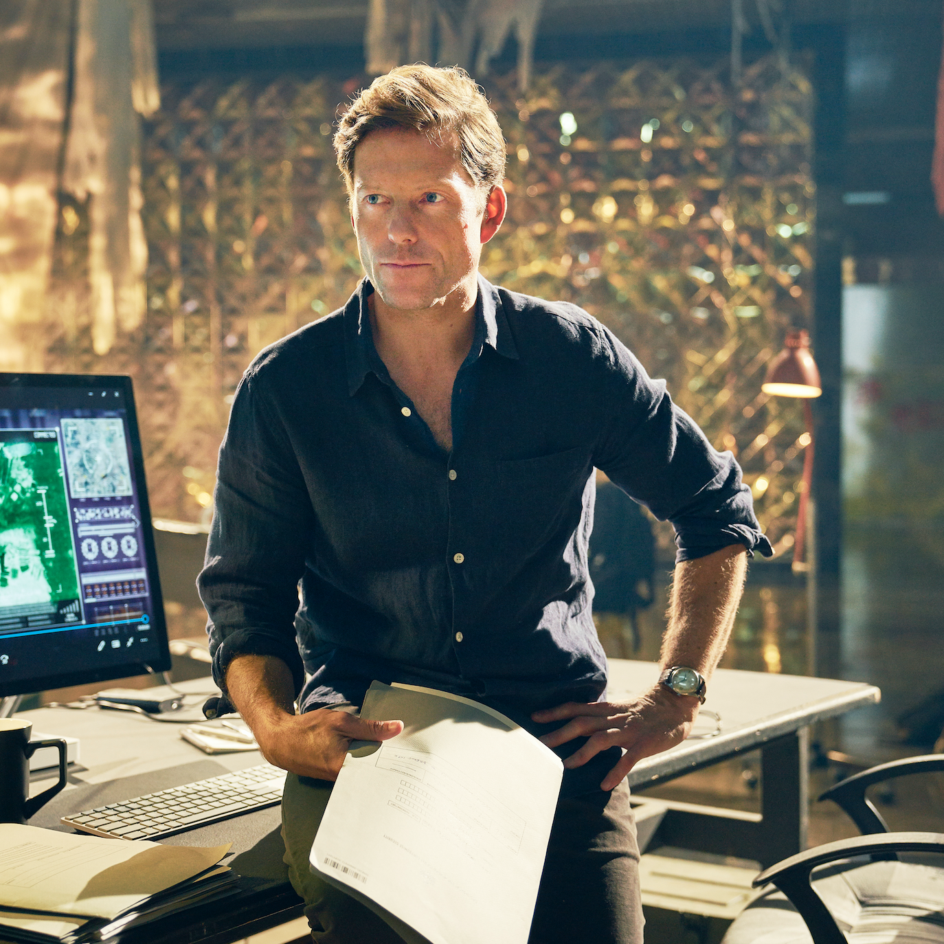 """Jamie Bamber says new Strike Back is a """"10-hour James Bond movie"""" — but does he want to play 007?"""