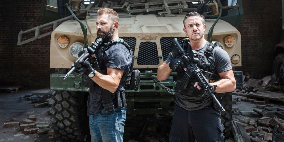 Strike Back season 8 releases exclusive first look ahead of February 25 release