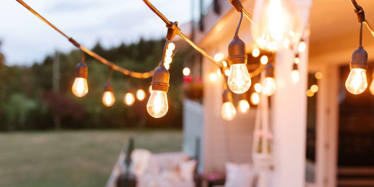 7 Best Led String Lights On 2021, Best Outdoor String Lights For Backyard