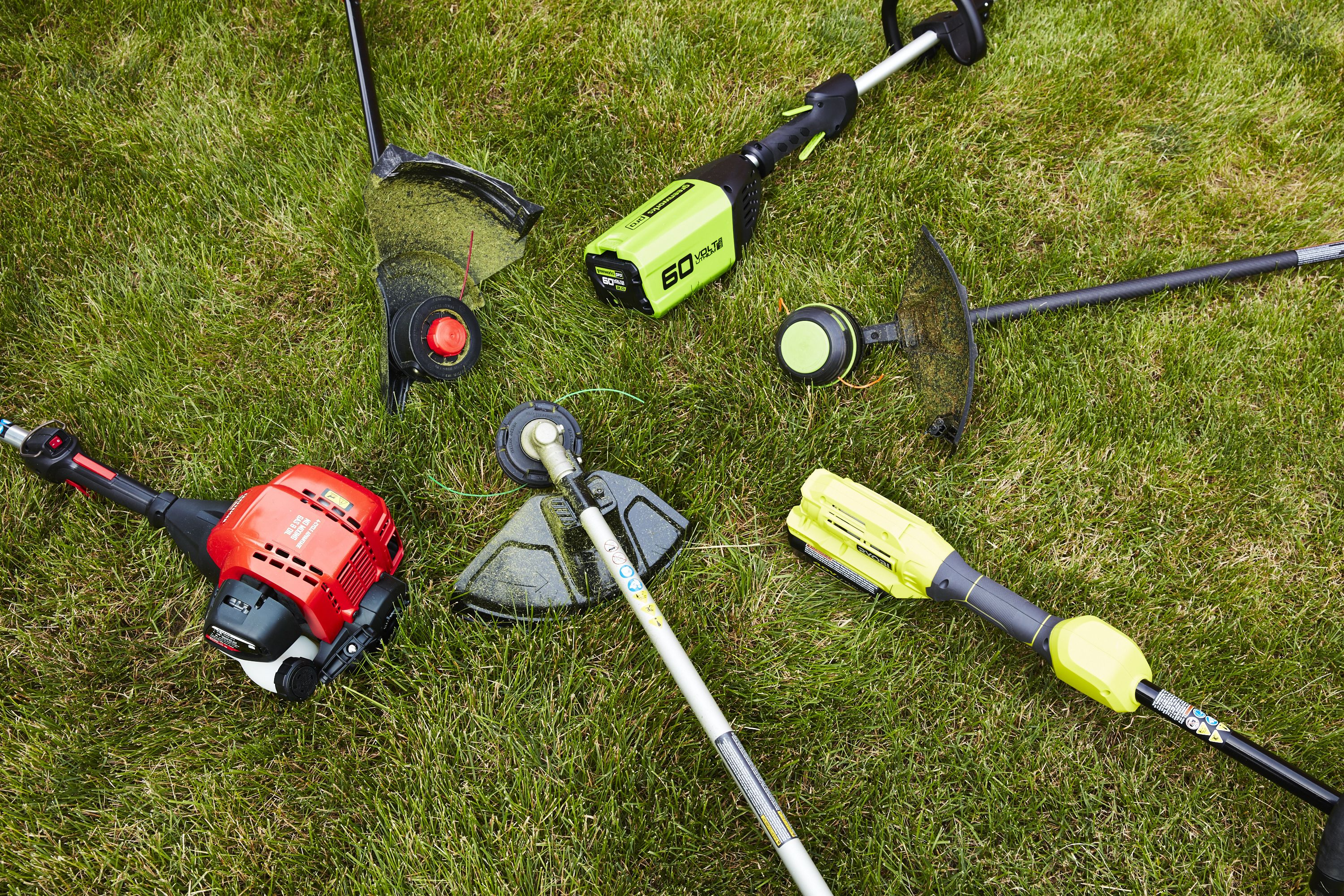 Best Weed Wackers Of 2019 13 String Trimmers
