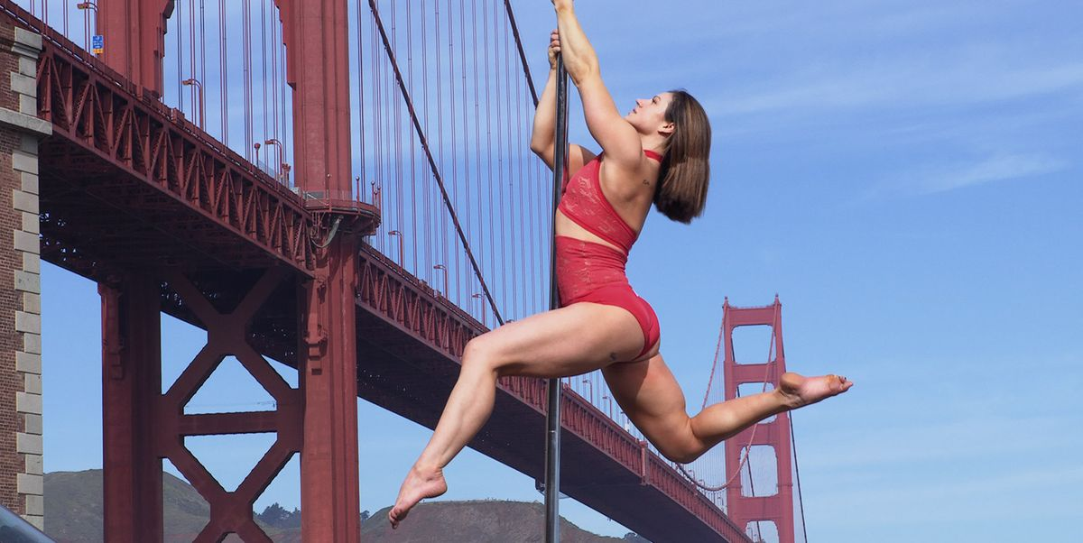 Pushing Yourself to Learn Pole Dancing Is an Empowering Move