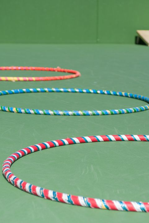 easter games -striped rings of fun