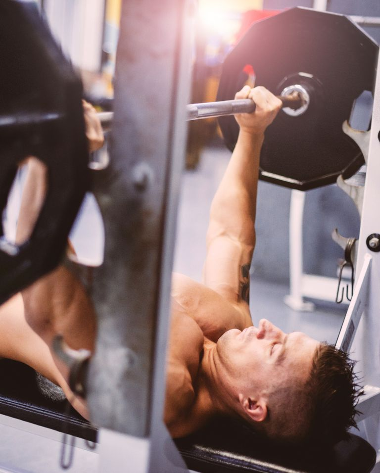 Lifting weights may lower risk of diabetes