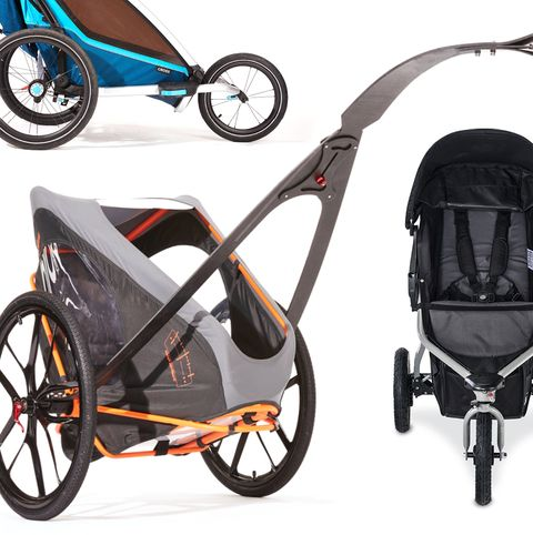 Jogging Strollers Runner S World