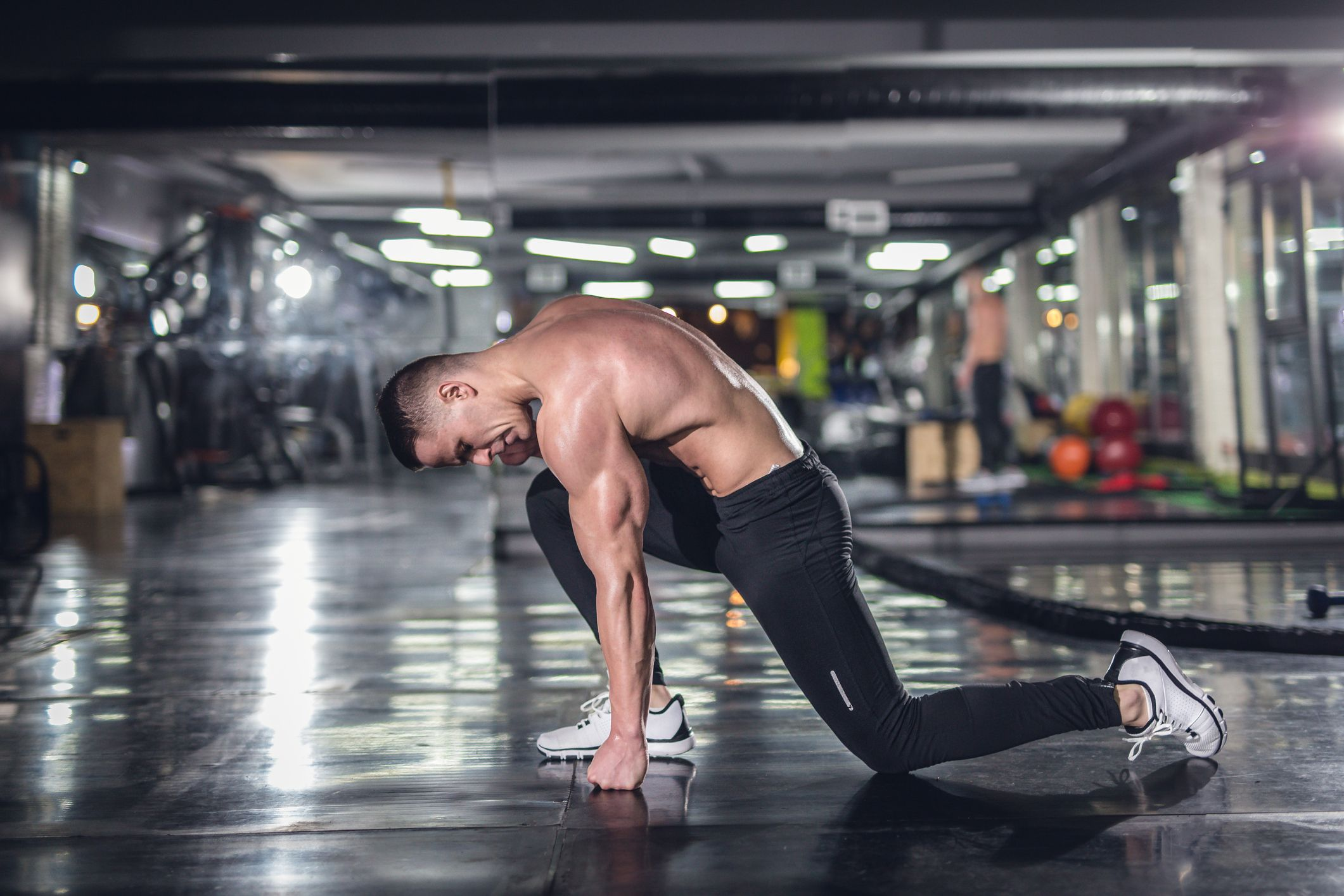 Get Fully Shredded With This 30 Minute Bodyweight Circuit Workout