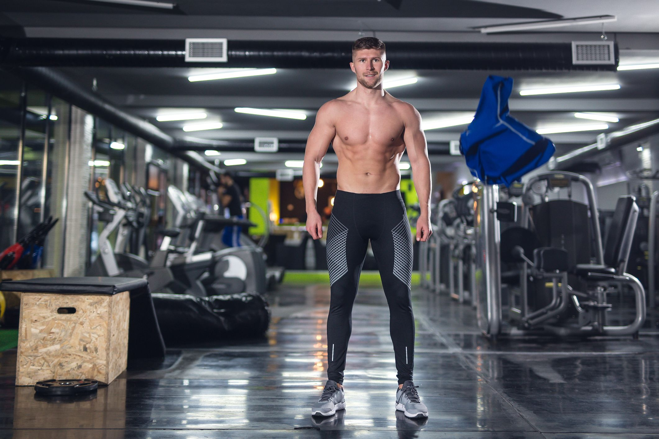Fitness, Fashion & Lifestyle für aktive Männer MEN'S HEALTH