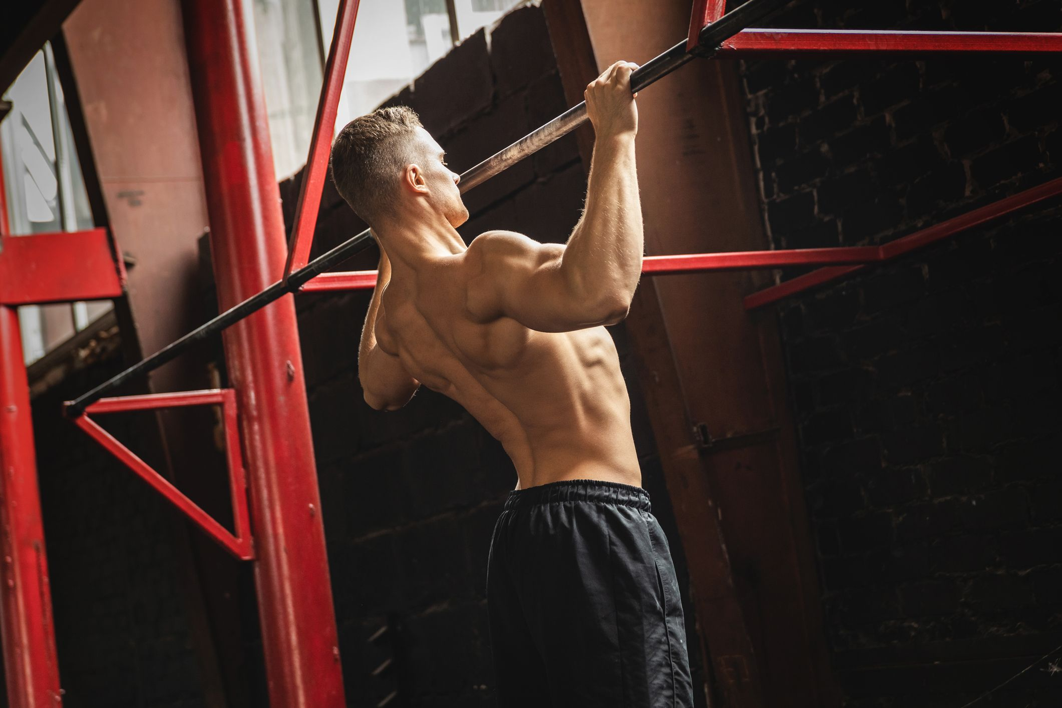 The Best Exercises to Help Nail Your Pull-Ups