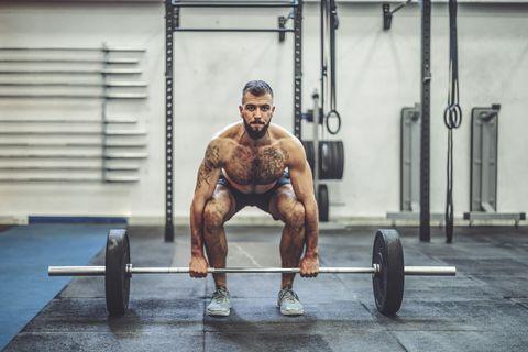 Entrenamiento full body para ganar fuerza y resistencia