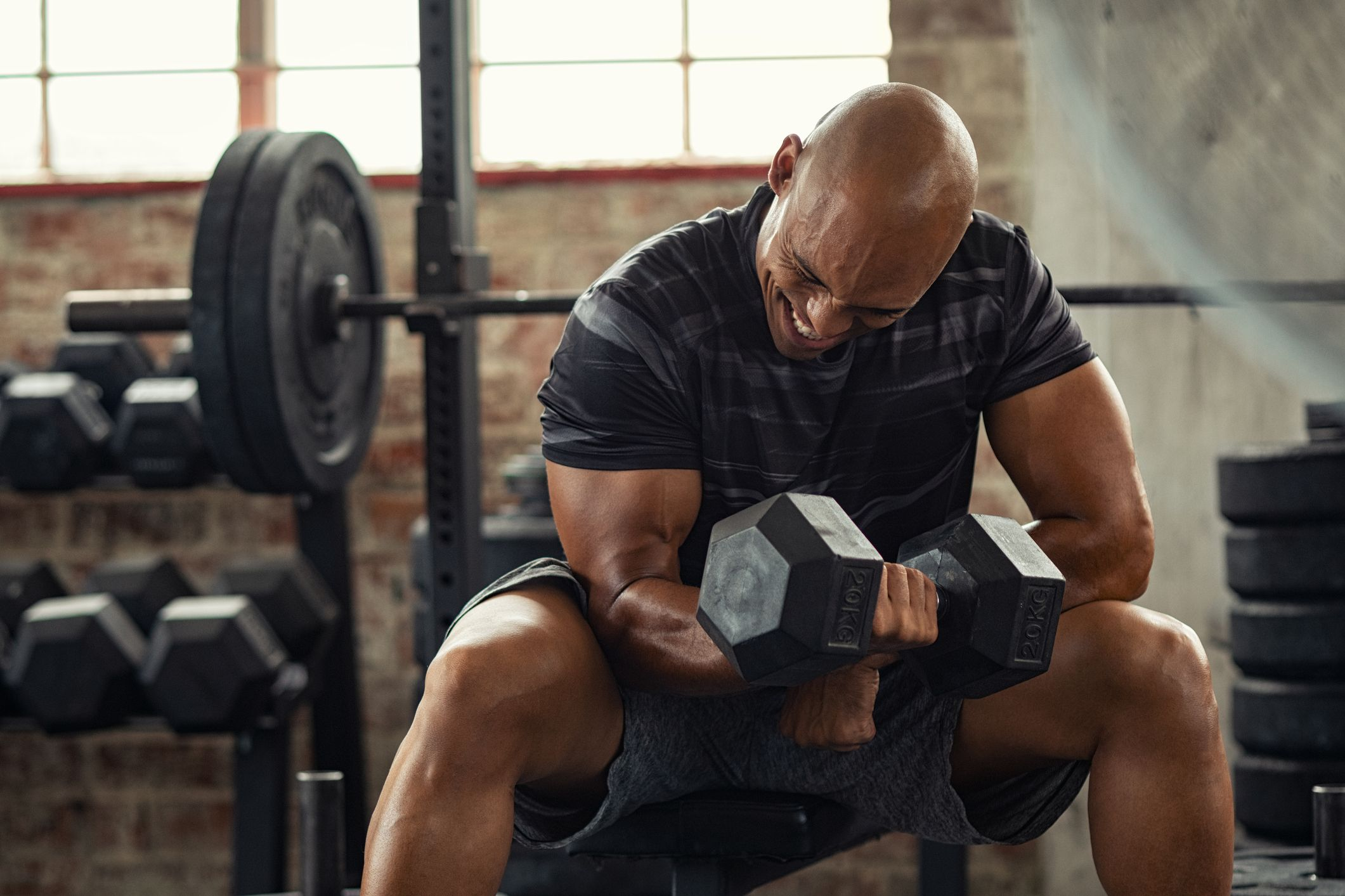 6 Exercises You Should Be Doing to Grow Your Biceps