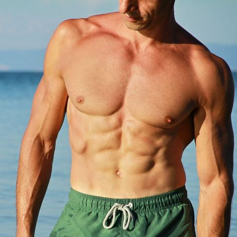 Maximize Your Beach Muscle With This Workout