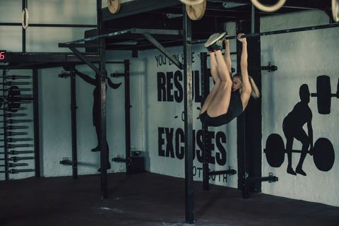 Why Everyone Should Incorporate This CrossFit Ab Workout Into Their Routine