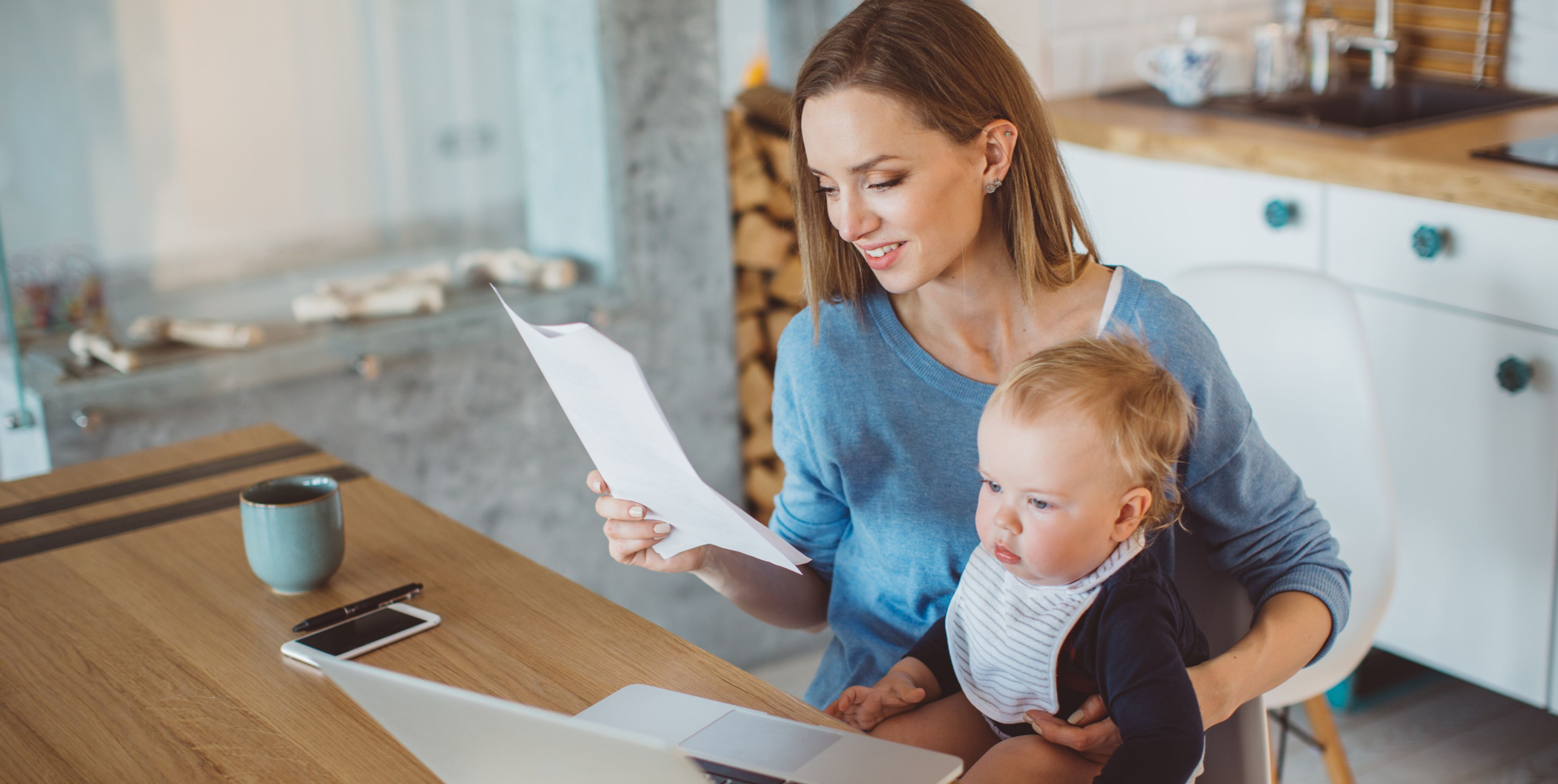 15 Flexible Stay-at-Home Mom Jobs That'll Make You Some Extra Cash