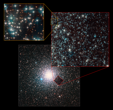 Isolated star-city Is a fossil from the early universe
