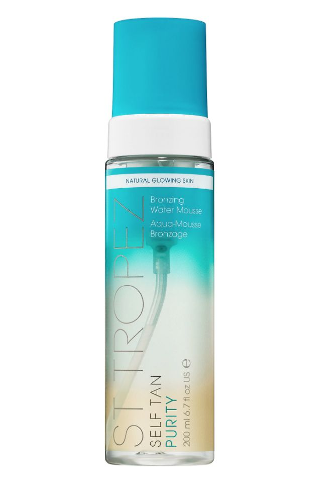 Best Self Tanner -St. Tropez Self Tan Purity Bronzing Water Face Mist