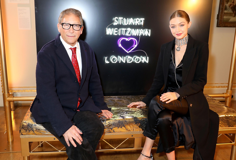 Stuart Weitzman  chi è il designer delle scarpe da Oscar fa9d15233ab