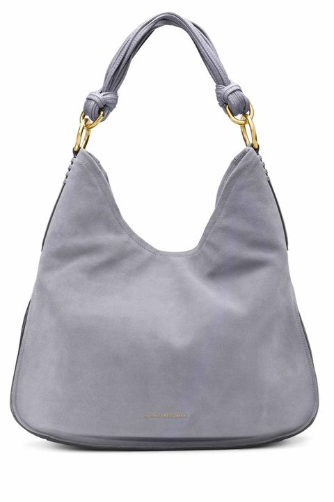 Handbag, Bag, Hobo bag, Shoulder bag, White, Fashion accessory, Leather, Material property, Strap, Luggage and bags,