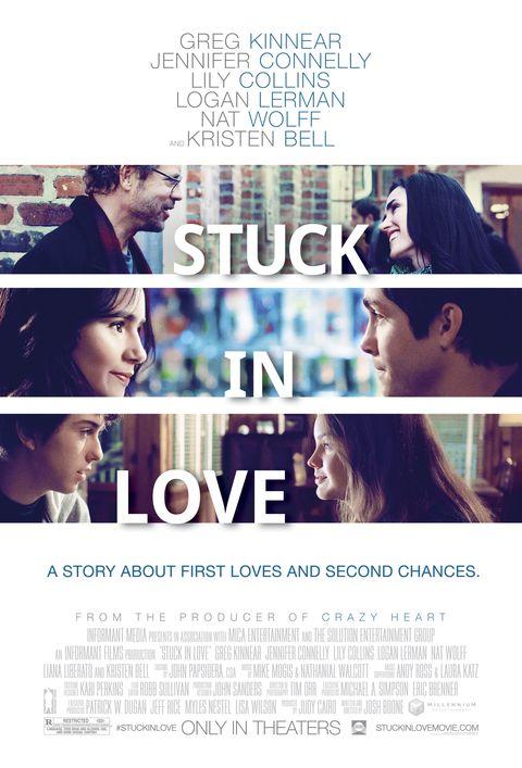 Stuck In Love - Best Thanksgiving Movies