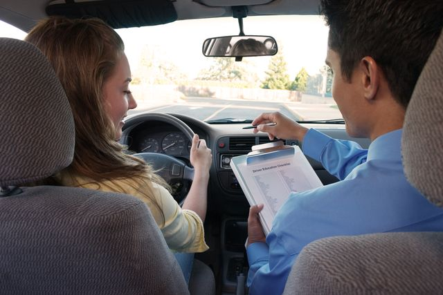student driver instructions