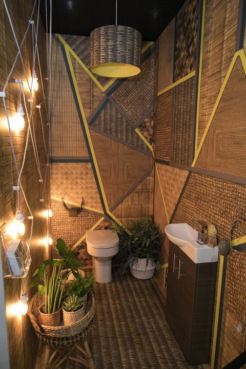 8 Bold And Quirky Downstairs Toilet Ideas From Grand Designs