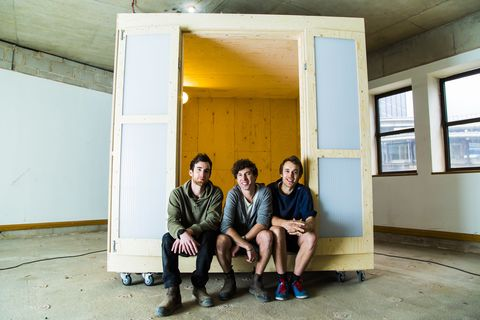 studio bark sustainable self build homes