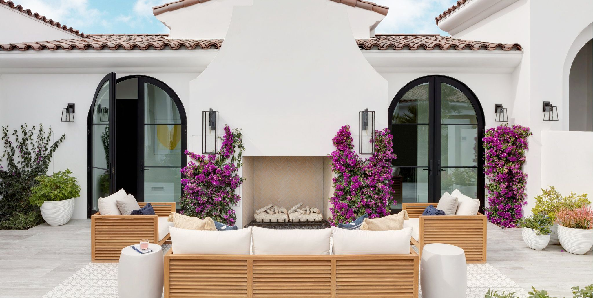 Wonderful Pool Finish Ideas For You To Copy: 40 Best Patio Ideas For 2019